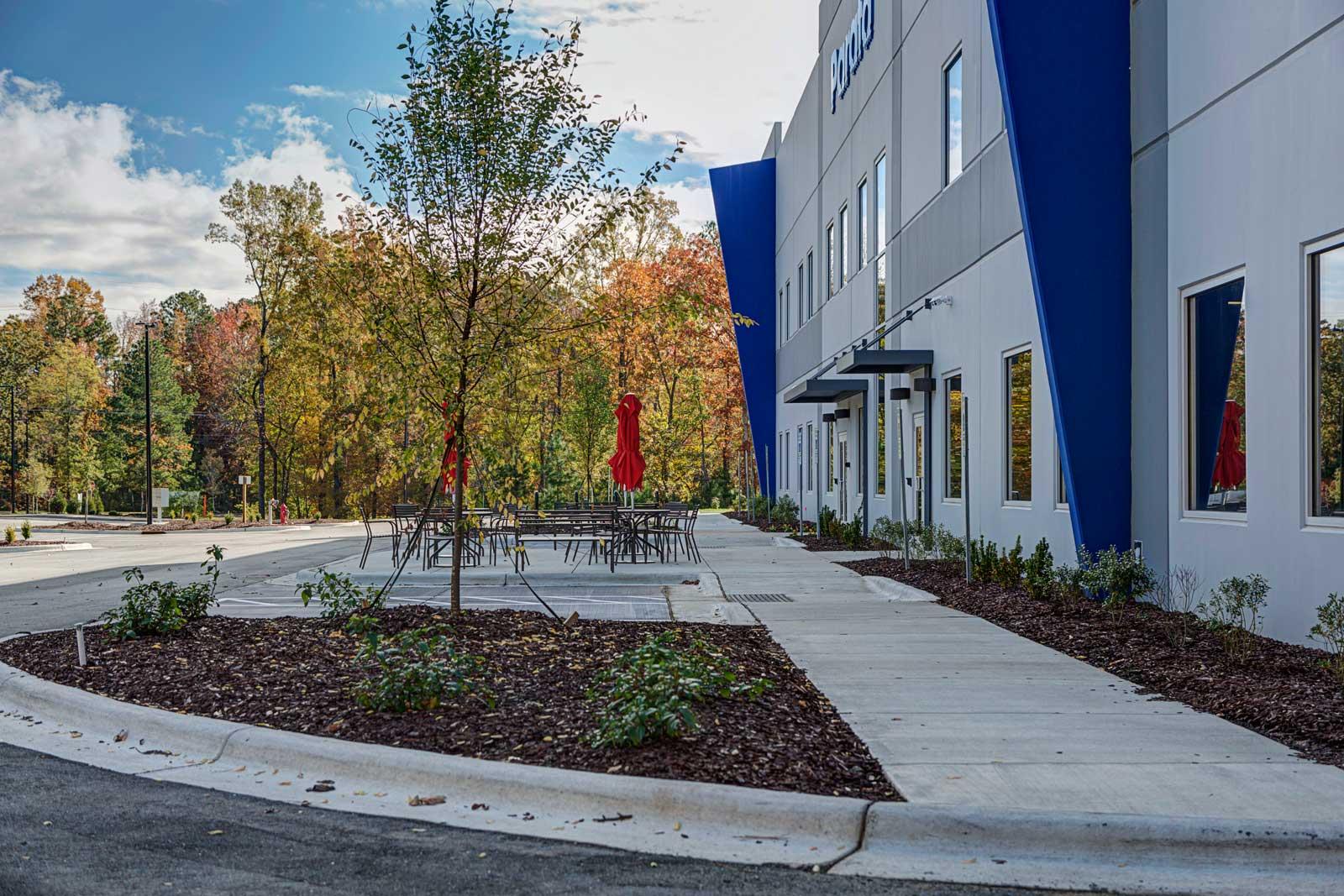 Brookwood Capital Partners exterior of building